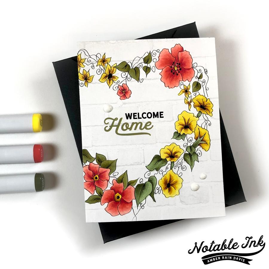 Alex Syberia Design Beautiful Heart Digital Stamp