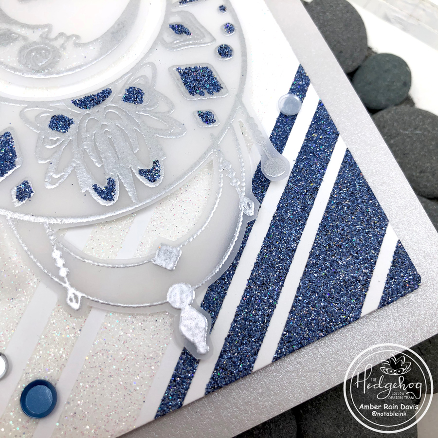 WOW! Embossing Pen & Midnight Dream embossing powder