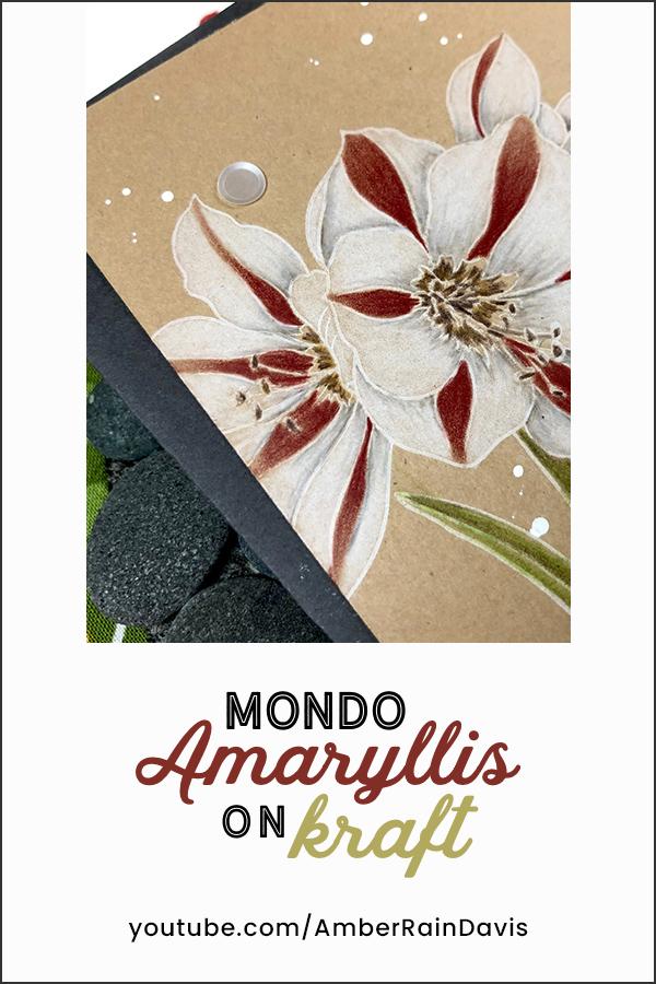 PINTEREST | Mondo Amaryllis on Kraft