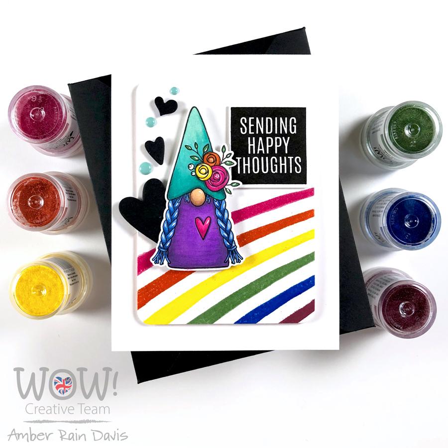 Simon Says Stamp Spring Gnome Stamp Set