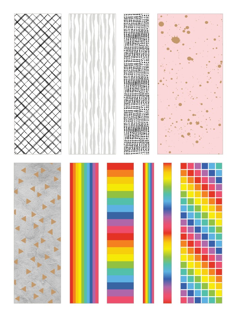 Altenew Wide Washi Tapes