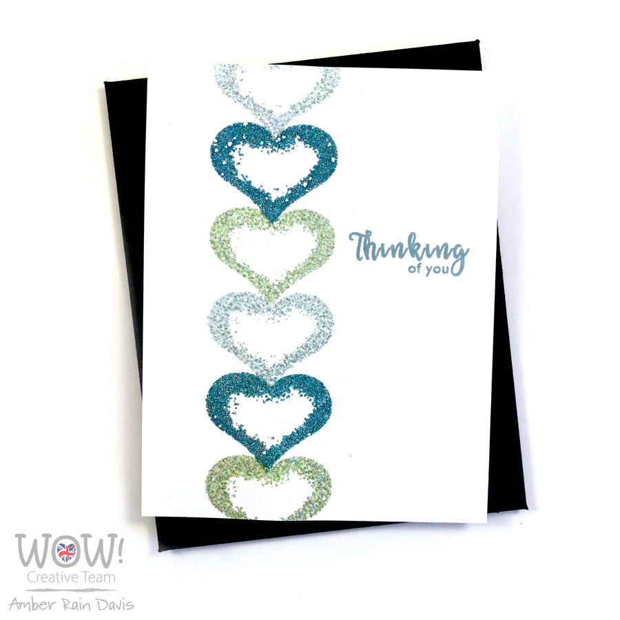 WOW! Hearts & Twine Stamp Set