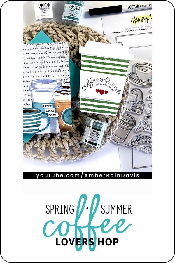 PINTEREST   Spring - Summer Coffee Lovers Hop
