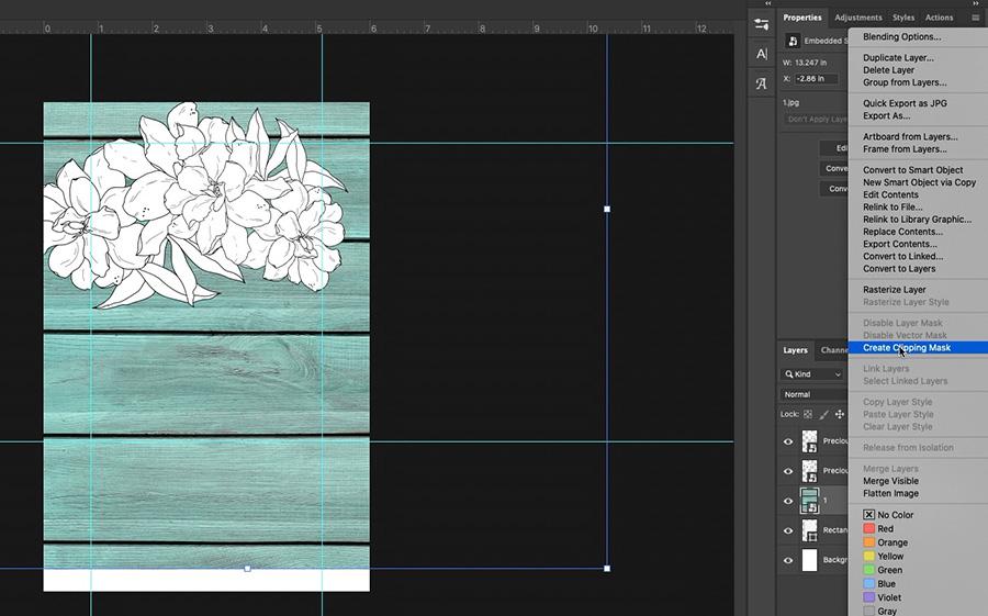 Add Digital Paper Background