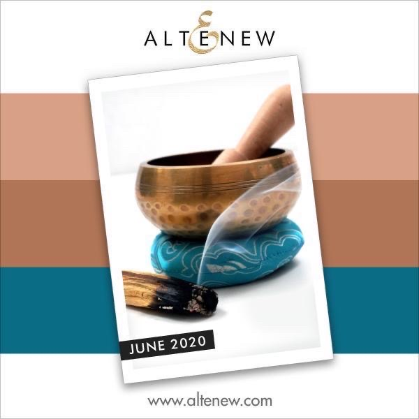 Altenew June 2020 Inspiration Challenge