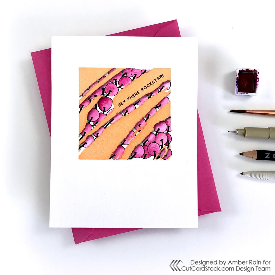 Eye-Catching Zentangle Cards
