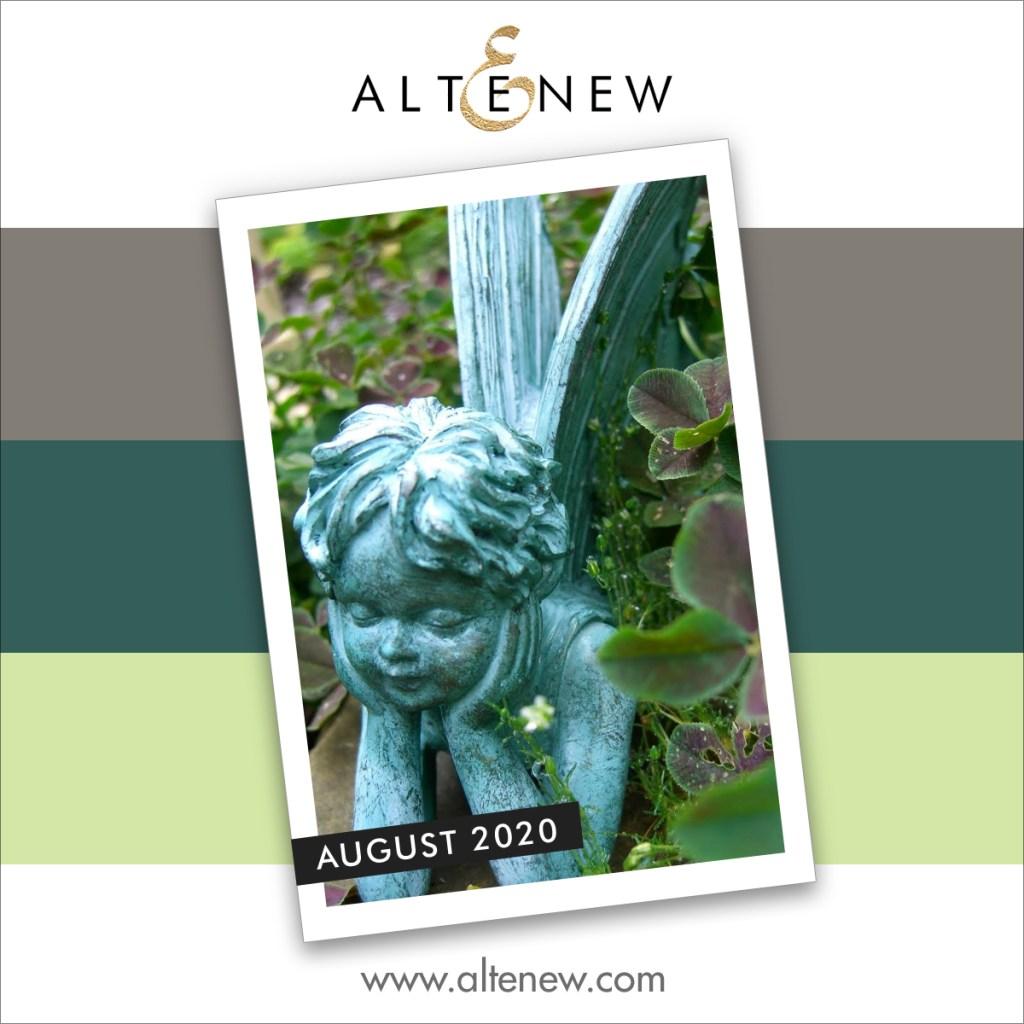 Altenew August 2020 Inspiration Challenge