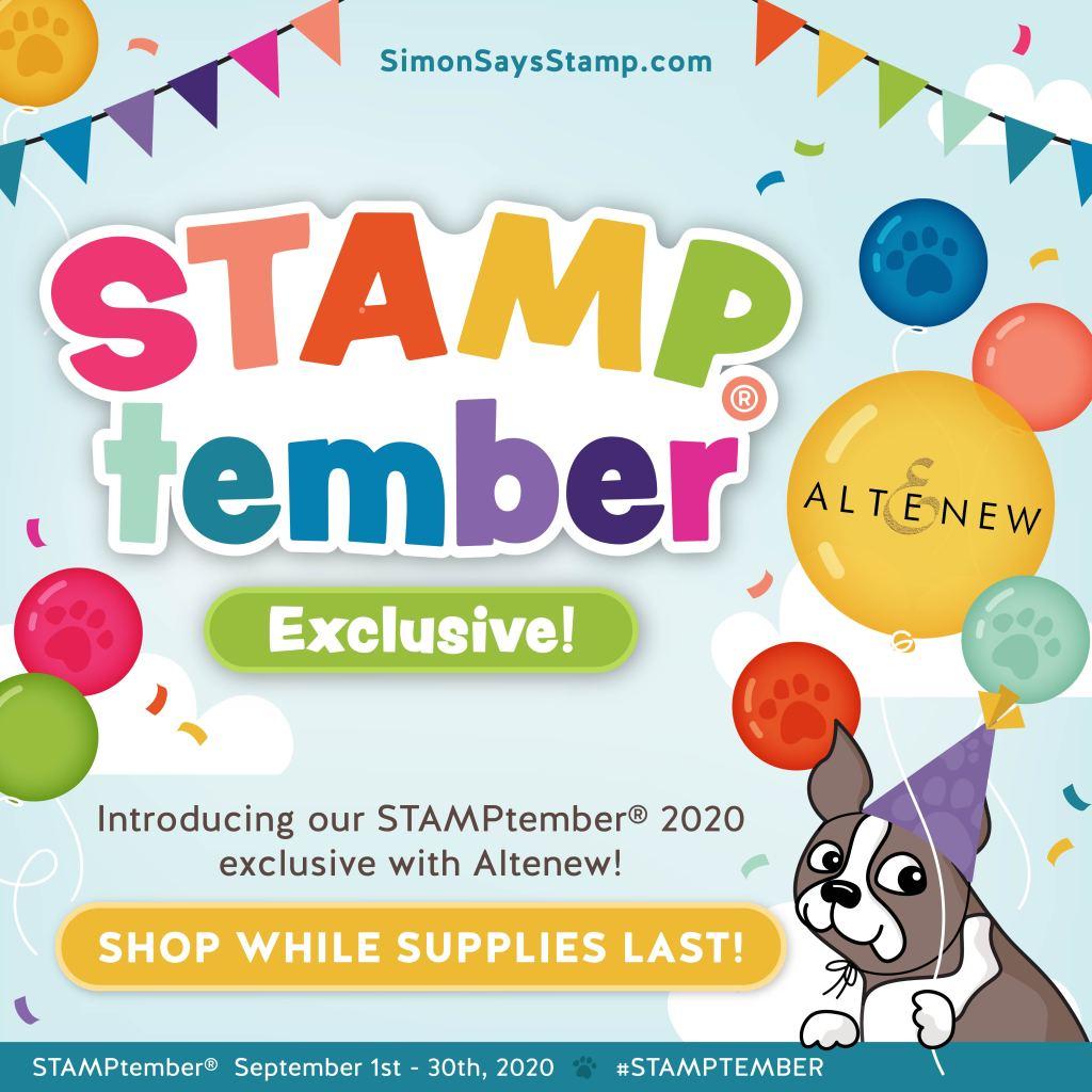 Simon Says Stamp STAMPtember 2020