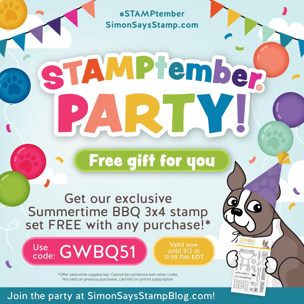 STAMPtember Party 2020