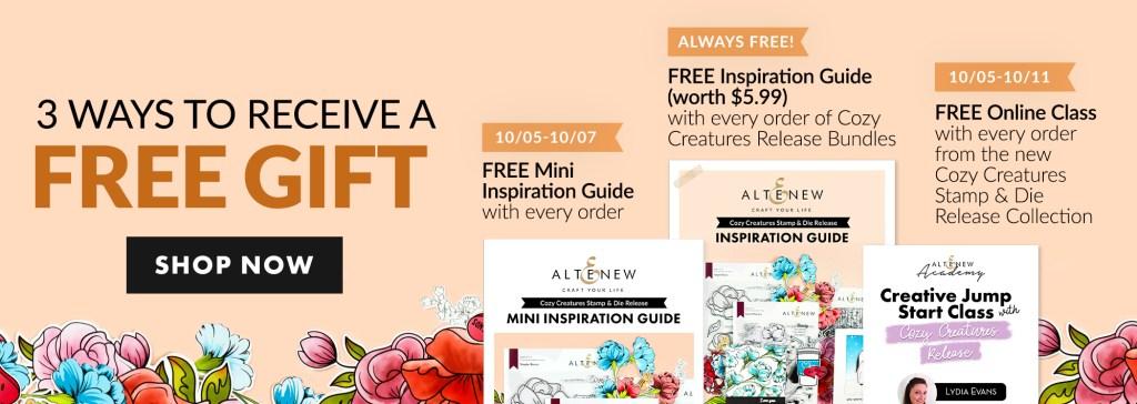 Altenew Free Gift