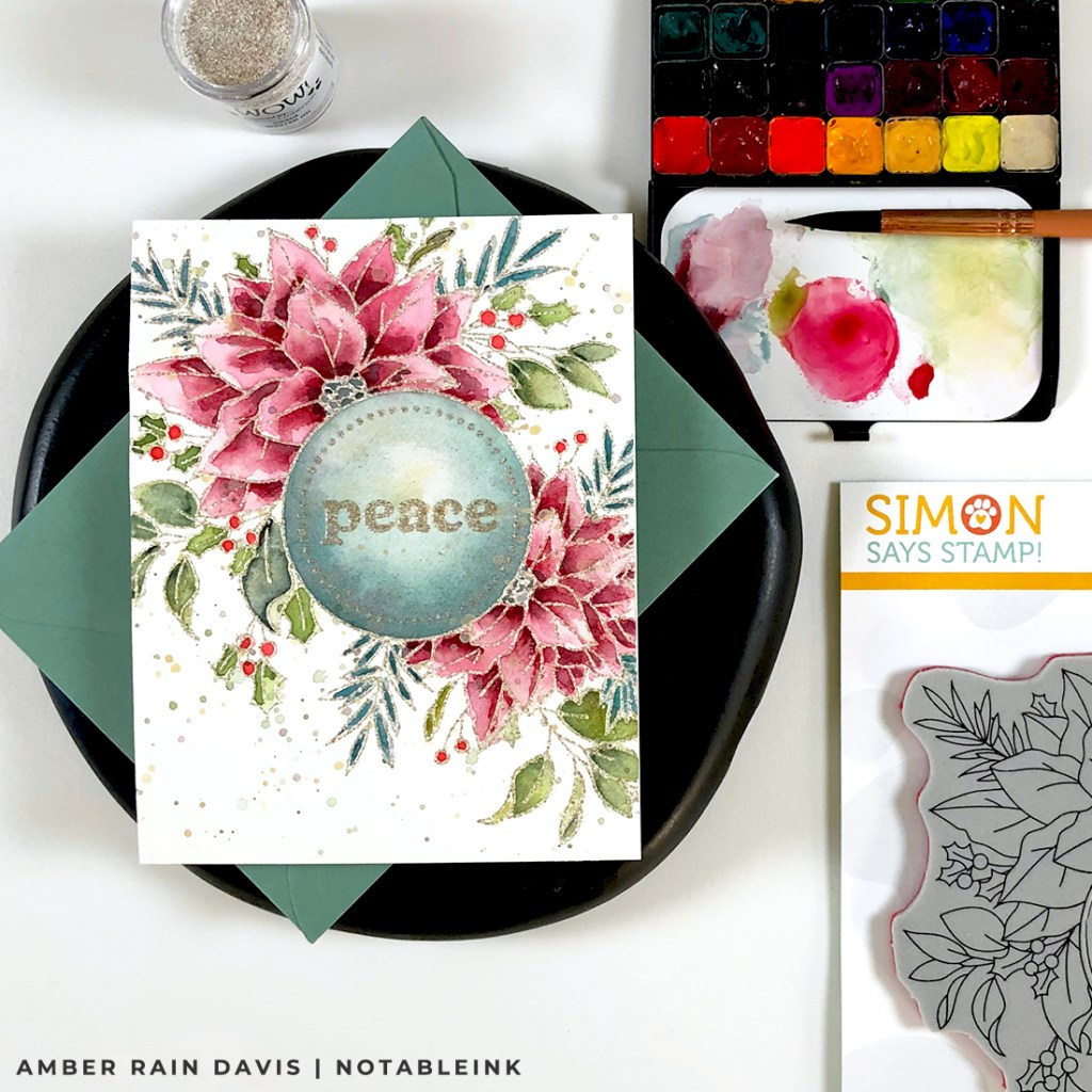How to Make Amazing Watercolor Cards By Mixing Colors