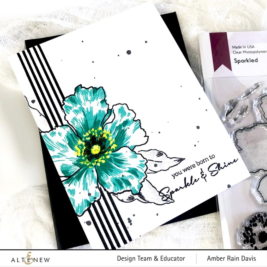 Altenew Sparkle Stamp Set