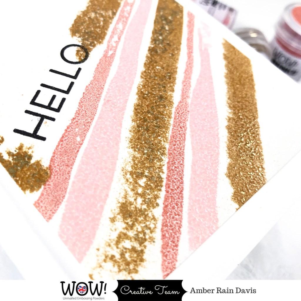 WOW! Alexandra Renke Embossing Powders