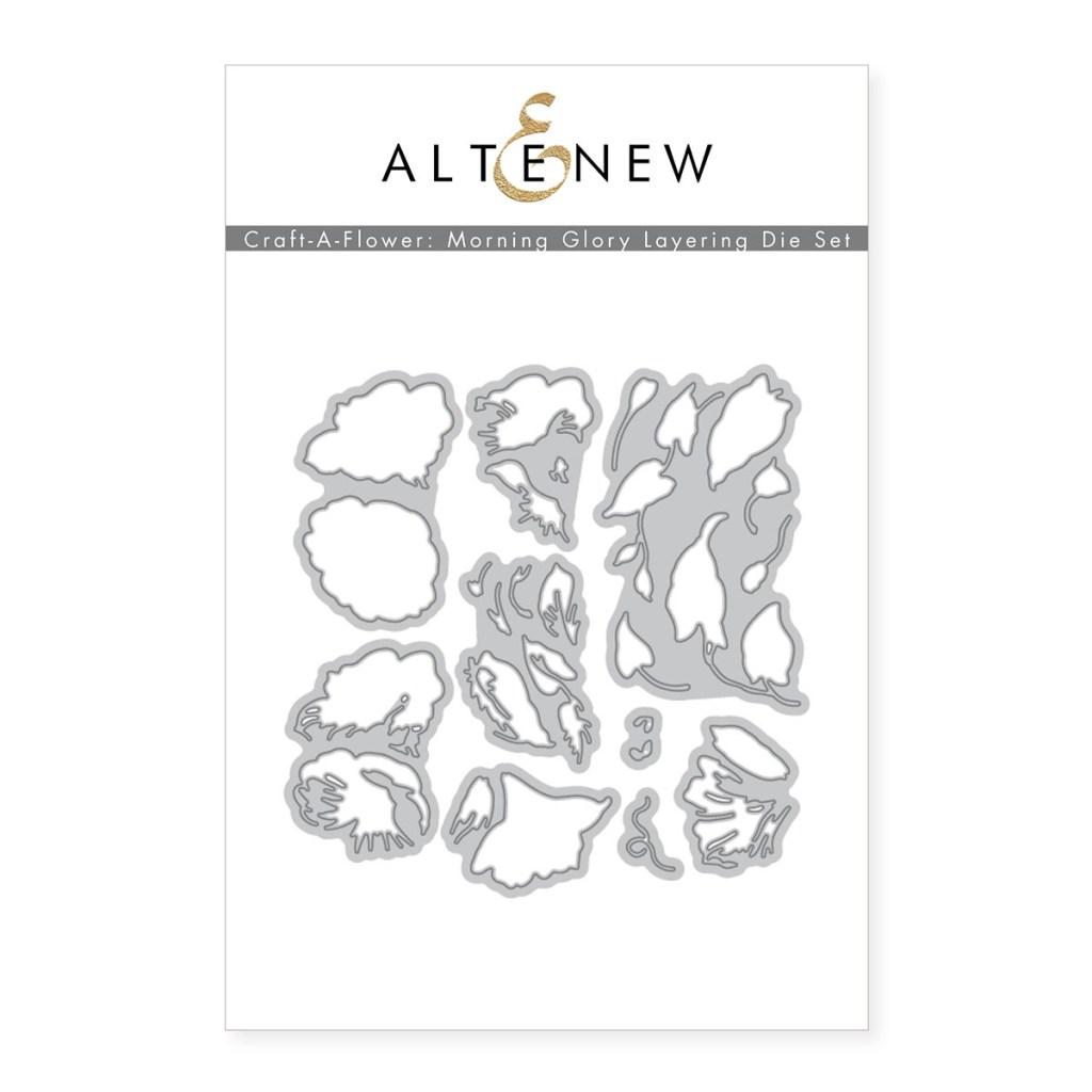 Altenew Craft-A-Flower Morining Glory