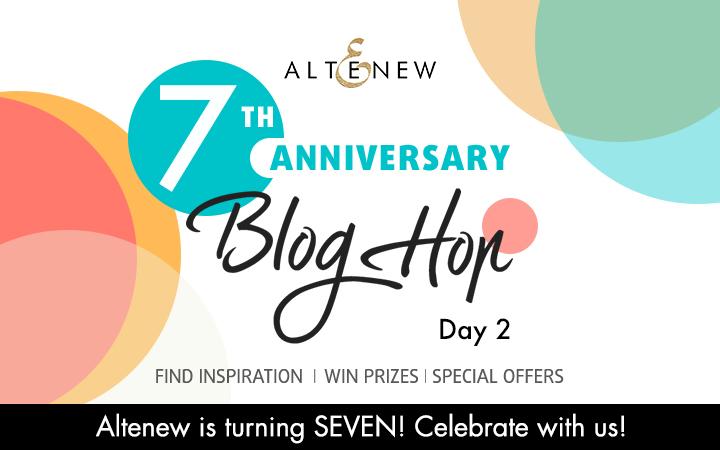 Altenew 7th Anniversary