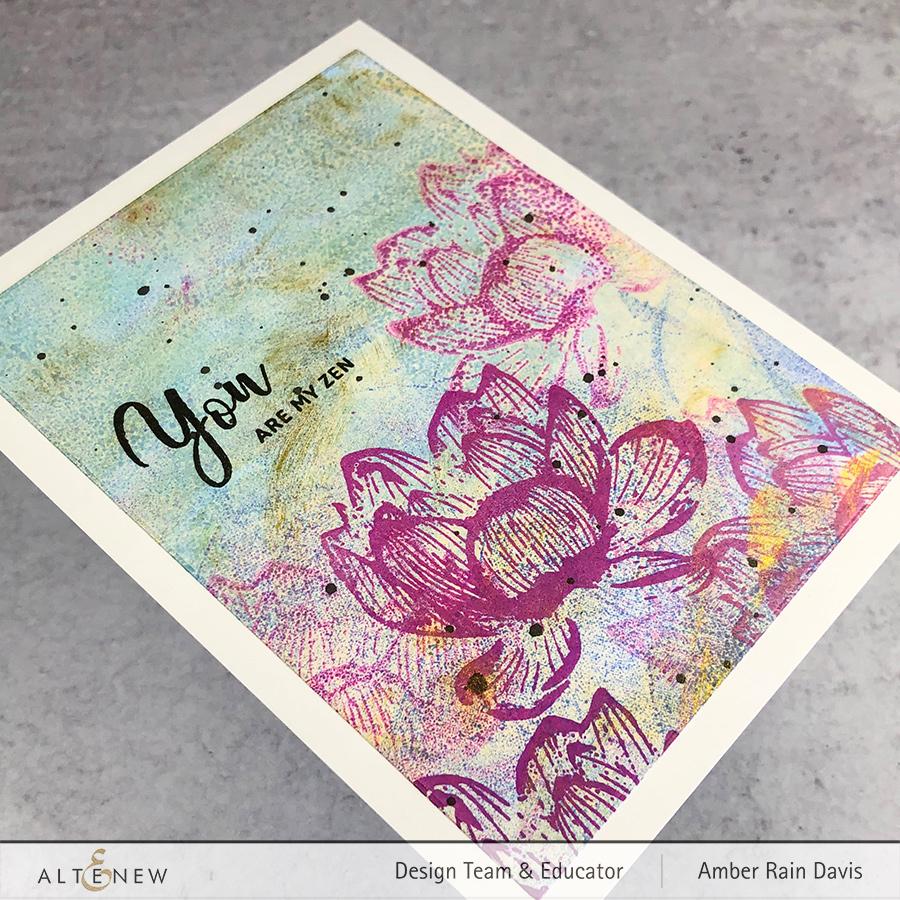 Gel Press & Dye Ink