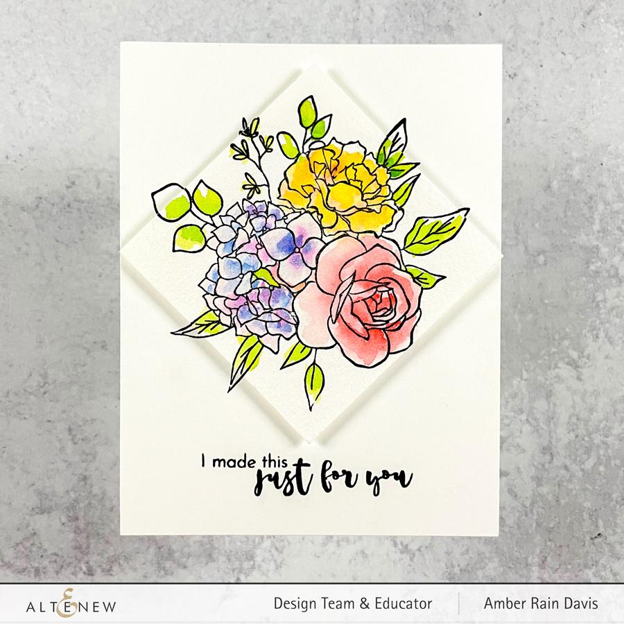 Altenew Inky Bouquet