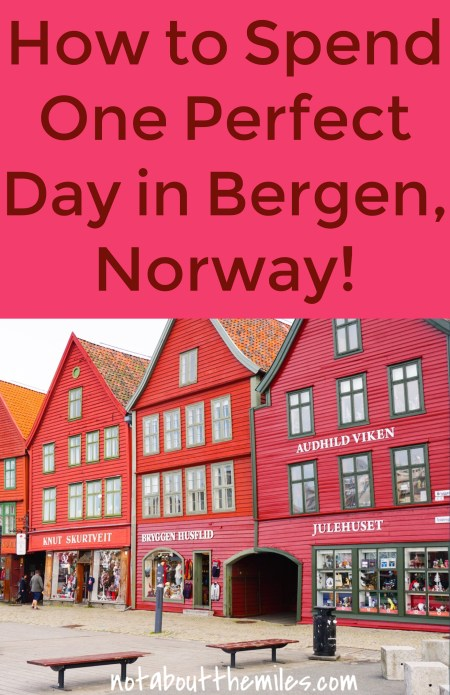 Read my post to discover how to spend one perfect day in Bergen, Norway: the must-see sights, things you must see and do, where to stay, where to eat and how to get around.