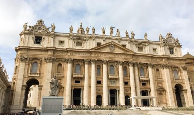 Basilica di San Pietro in Vatican City