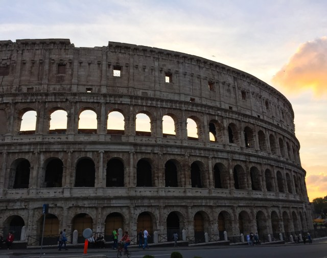 The Colosseum should definitely be on your list of the best things to do in Rome!