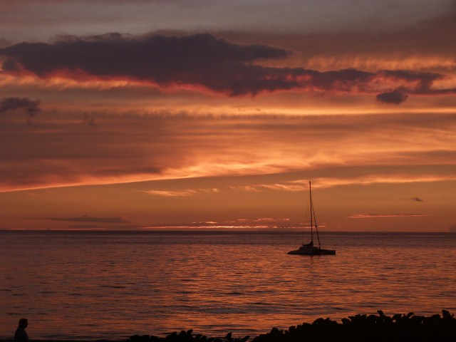 A Sunset Sail in Maui Hawaii is both relaxing and rewarding!