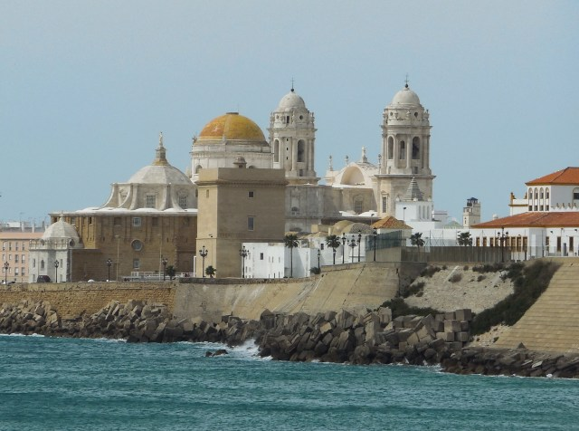 Cadiz Cathedral Andalusia Spain