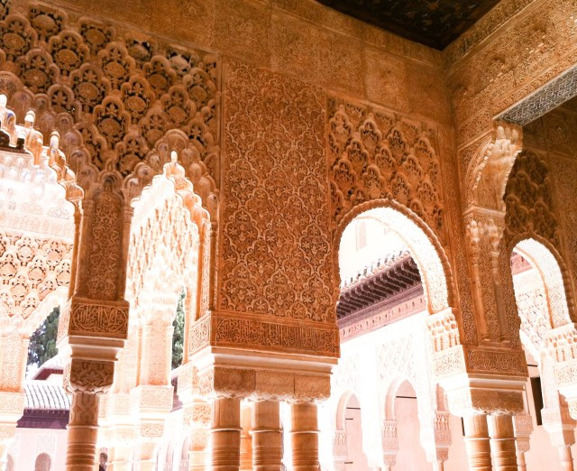 Nasrid Palaces, Alhambra, Granada, Spain -- A must-visit in your two weeks in Andalusia