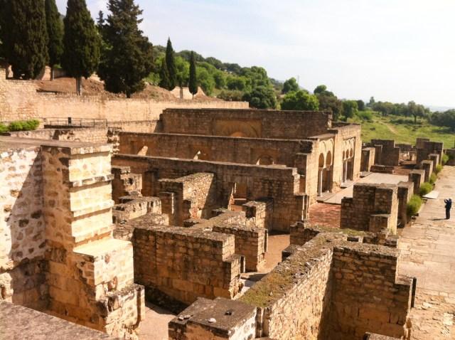 Medina Azahara Andalusia Spain