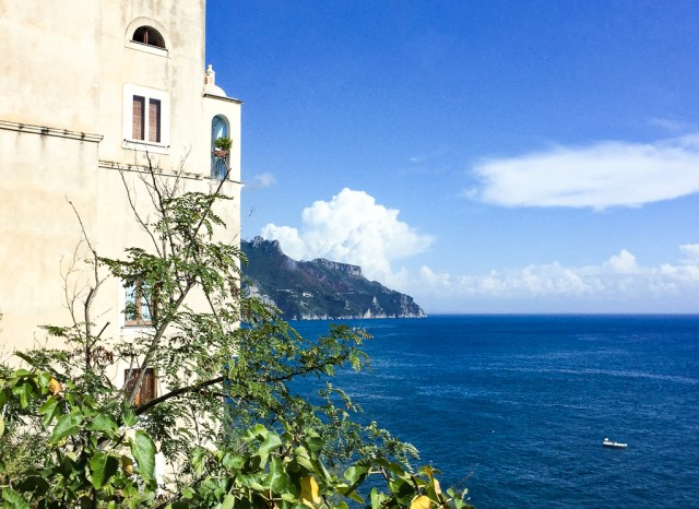 Driving the Amalfi Coast is a must-do when visiting southern Italy.