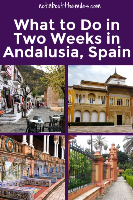 Planning a trip to Andalusia? The Southern Spain province will captivate you with its fabulous monuments, diverse landscapes, flamenco and fiestas, and tapas! Here's what to do in 2 weeks in Andalusia!