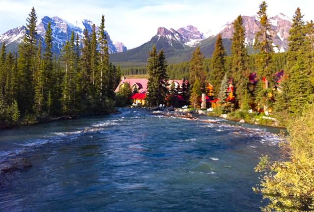 The Post Hotel Lake Louise Alberta Canada