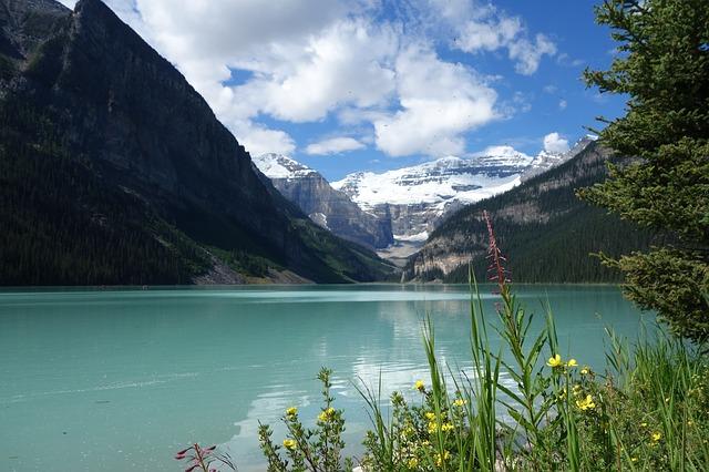 Lake Louise Canadian Rockies Alberta Canada