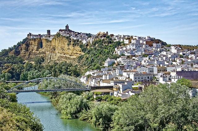 Arcos de la Frontera Andalusia Spain
