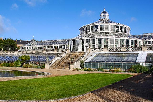 University of Copenhagen Botanical Gardens, Copenhagen, Denmark