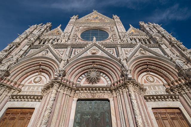 Duomo di Siena Italy