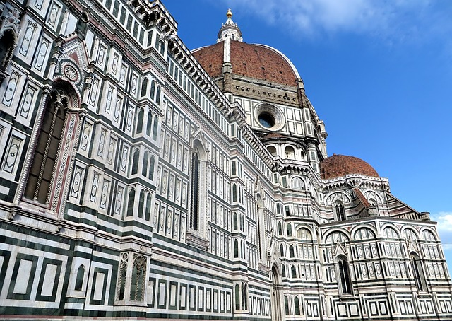 The Florence Cathedral in Italy