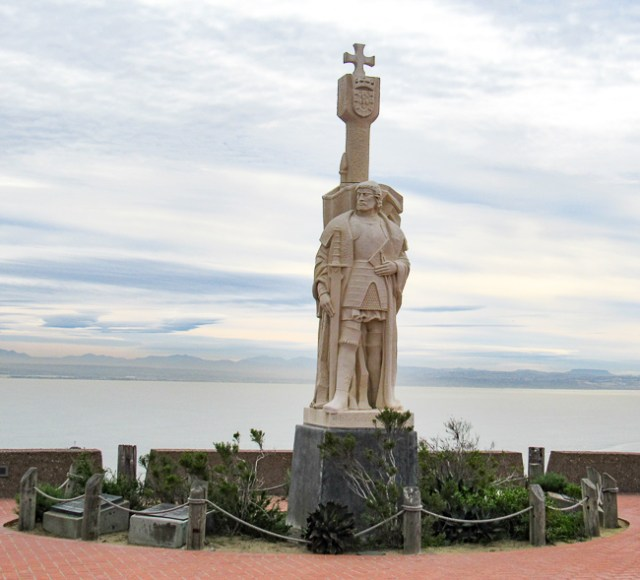 Juan Rodriguez Cabrillo Monument, San Diego, California