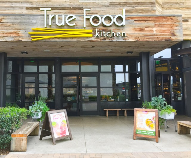 True Food Kitchen, San Diego, California