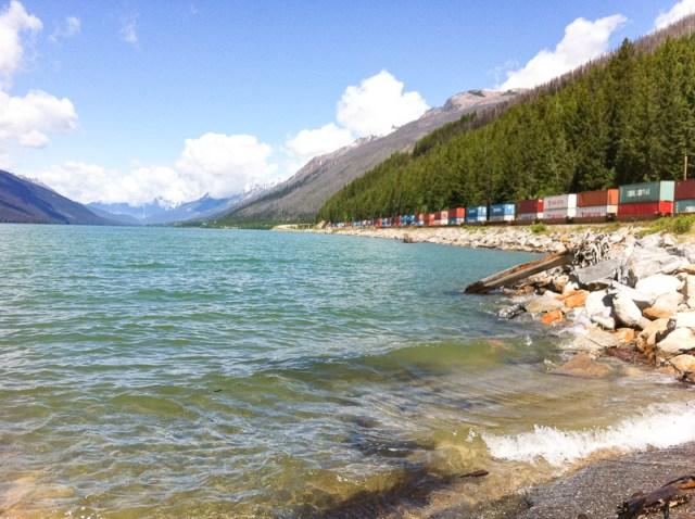 Moose Lake British Columbia Canada