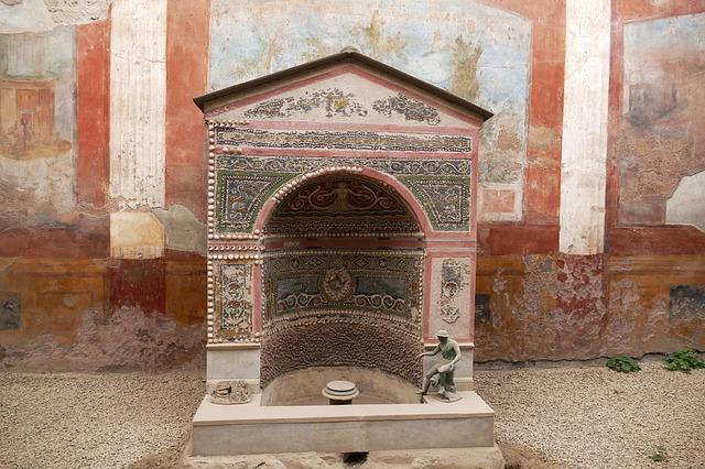 Pompeii Campania Italy