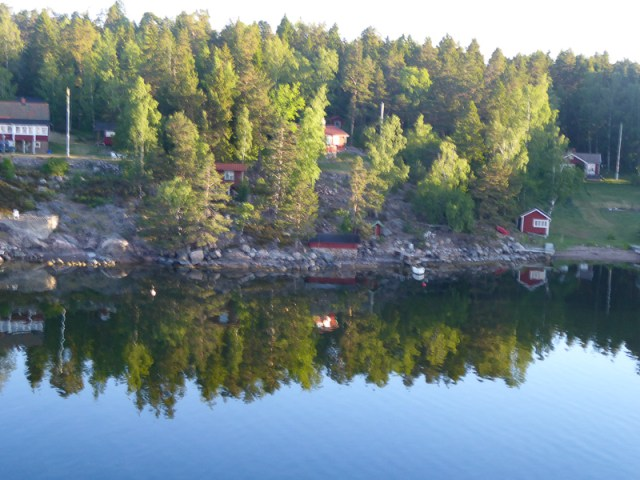 The Stockholm archipelago offers great photo opportunities