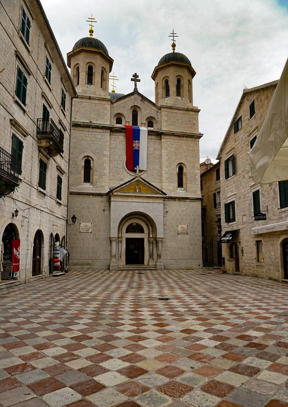 Church of St. Nicholas Kotor Montenegro