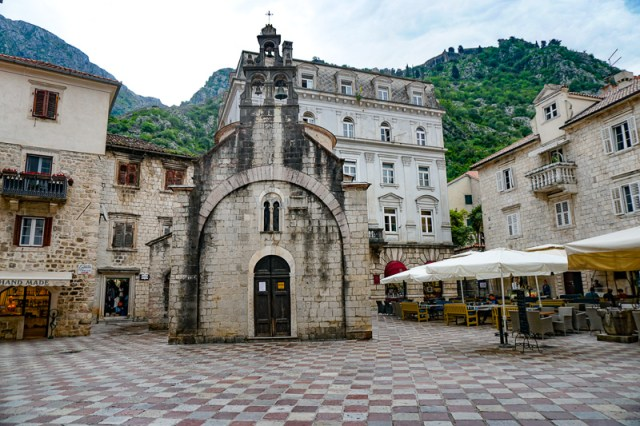 St. Luke's Church Kotor Montenegro