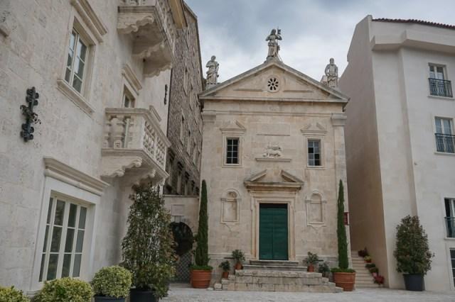 St. Mark's Church Perast Montenegro
