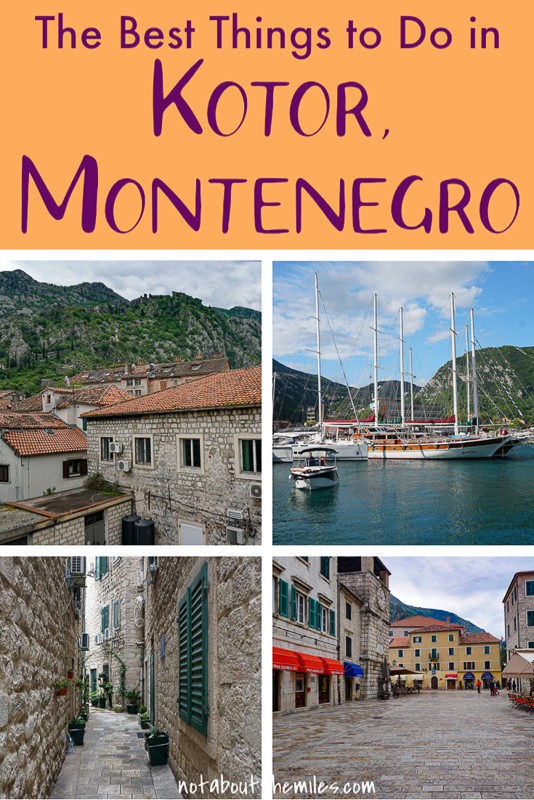 From climbing the walls to the San Giovanni fortress to doing a boat tour on the Boka Bay and wandering the alleys of old Town Kotor, discover the bedst things to do in Kotor, Montenegro!