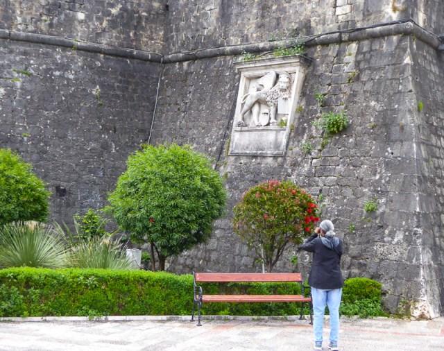 The Walls of Kotor, Montenegro