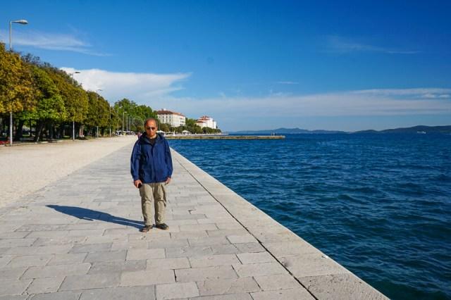 Riva Zadar Croatia