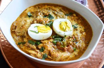 How to make the best chicken bharta?