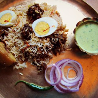 What is the best and easiest mutton biryani recipe?