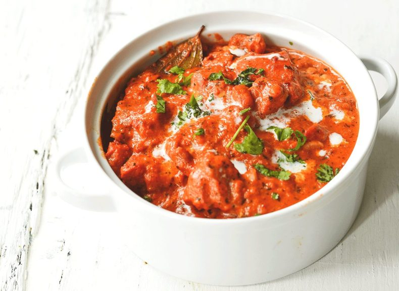 how to make the best butter chicken Indian